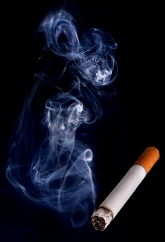 toxins in cigarette smoke
